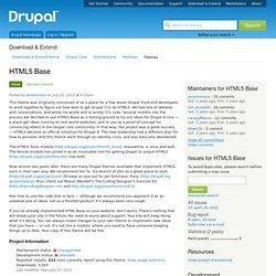 HTML5 Base