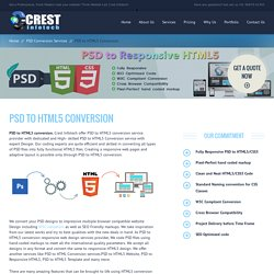 PSD Conversion Services