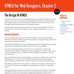 HTML5 For Web Designers, Chapter 2
