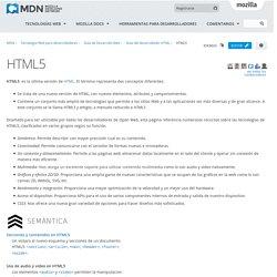 HTML5 - HTML