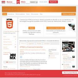 HTML5 + JS Ciudad de México (Ciudad de México)