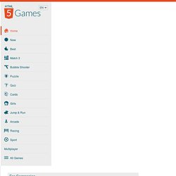 HTML5games.com | Largest Directory of HTML5 Games