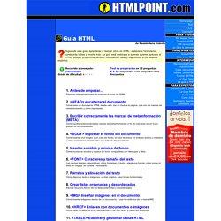 HTMLpoint - Guía al HTML
