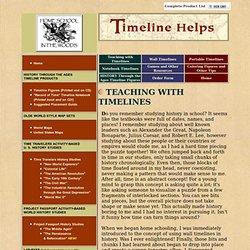 HTTA - Timeline Helps