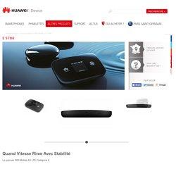Huawei Device » Autres produits » Wifi Mobile » E 5786