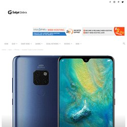 Huawei Triple Camera Models