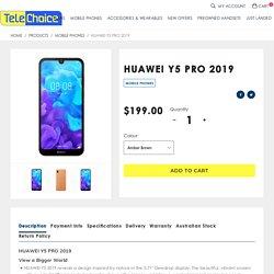 HUAWEI Y5 PRO 2019