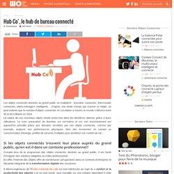 Hub'Co, le hub de bureau connecté