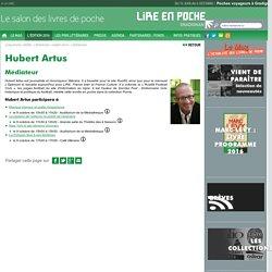 Hubert Artus - L'édition 2016 - Lire En Poche