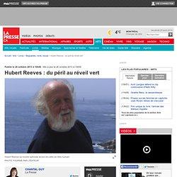 Hubert Reeves : du péril au réveil