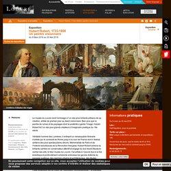 Hubert Robert, 1733-1808 - Un peintre visionnaire