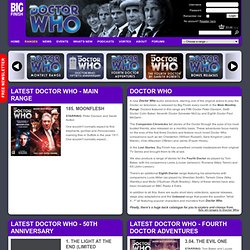 Big Finish - Doctor Who