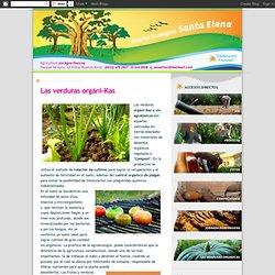 Las verduras orgáni-Kas