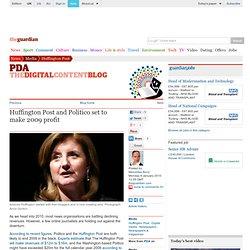 Huffington Post and Politico set to make 2009 profit | Media | g