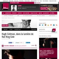 Hugh Coltman, dans la lumière de Nat King Cole
