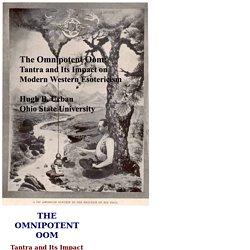"Hugh B. Urban: ""The Omnipotent Oom"""