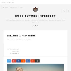 Hugo Future Imperfect