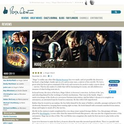 Hugo Movie Review & Film Summary (2011)