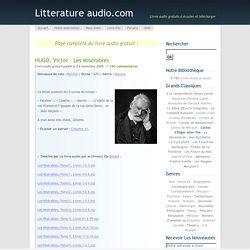 HUGO, Victor – Les Misérables