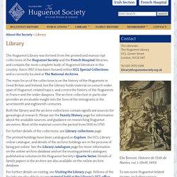 Huguenot Society
