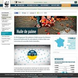 WWF - L'huile de palme durable.