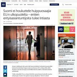 Suomi ei houkuttele huippuosaajia EU:n ulkopuolelta – eniten erityisasiantuntijoita tulee Intiasta - Maahanmuutto - Ura