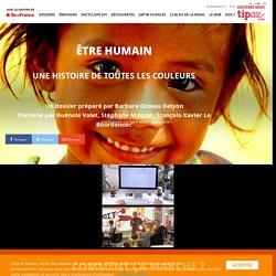 Être humain - L'Esprit Sorcier - Dossier #12