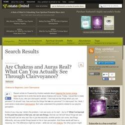 Human Aura - Psychic Development