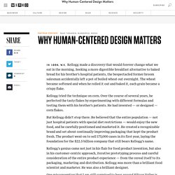 Why Human-Centered Design Matters