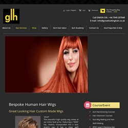 Human Hair Lace Front Wigs- Great Looking Hair