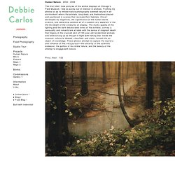 Human Nature : Debbie Carlos