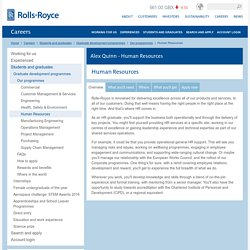 Human Resources – Rolls-Royce