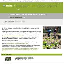 HUMANA - Agricultura social y urbana