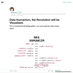 Data Humanism, the Revolution will be Visualized. – giorgia lupi – Medium