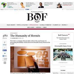 The Humanity of Hermès