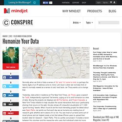 Humanize Your Data