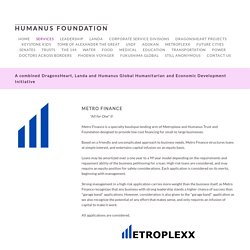 Humanus Corporation