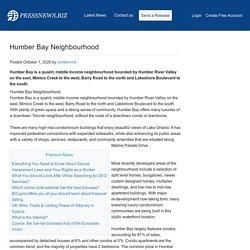 Humber Bay Neighbourhood