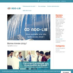 Humeur Archives - ADD-LIB