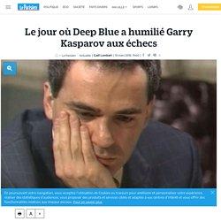 Le jour où Deep Blue a humilié Garry Kasparov aux échecs
