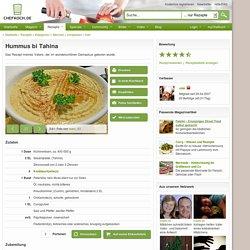 Hummus bi Tahina (Rezept mit Bild) von Jobr