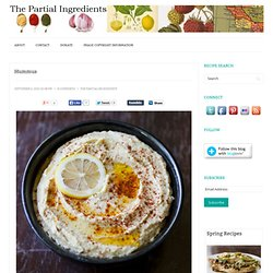 Hummus | partial-ingredients