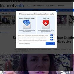 Secret des affaires : l'humoriste Nicole Ferroni s'engage contre la directive européenne