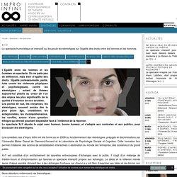 X=Y, Le spectacle humoristique et interactif qui bouscule les stéréotypes sur l'égalité des droits entre les femmes et les hommes. - Impro Infini