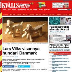 Lars Vilks visar nya hundar i Danmark
