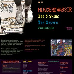 Hundertwasser - Official website