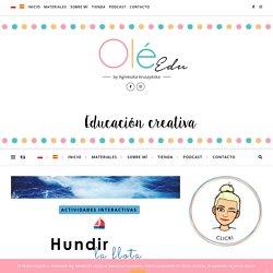 Hundir la flota - conjugar verbos en español -