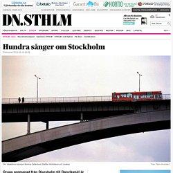 Hundra sånger om Stockholm