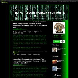 The Hundredth Monkey With Tom & Ramon