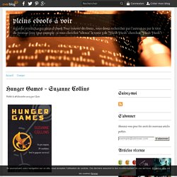 Hunger Games ~ Suzanne Collins - pleins ebooks à voir